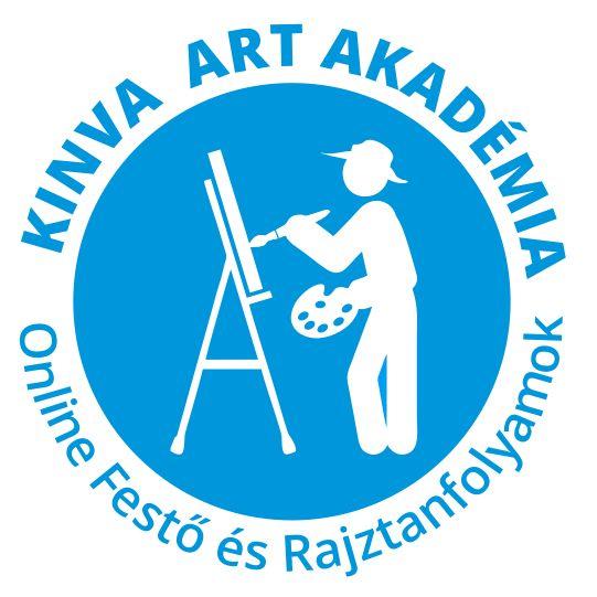 Fotó Web Grafika » KINVA ART LOGÓ