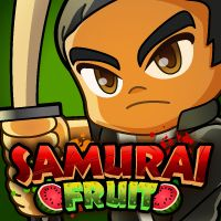 Samurai Fruit is a nice online game similar to Fruit Ninja. Play at www.samurai-fruit.com
