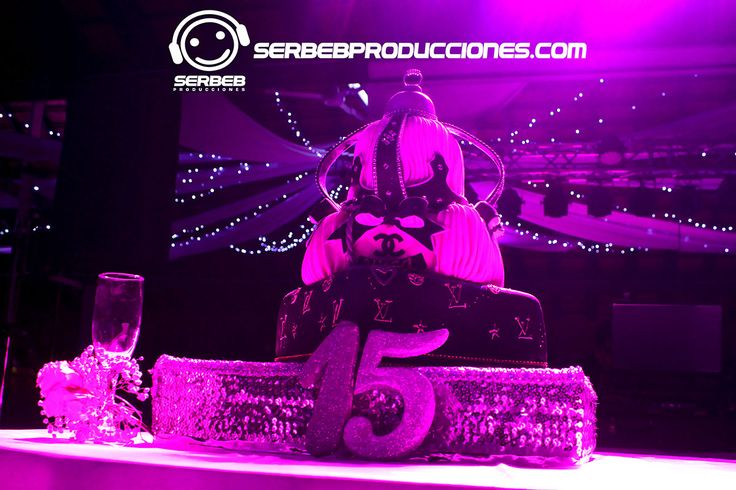 Fiestas Temáticas de 15 Años en Cali, Serbeb Producciones. www.serbebproducciones.com