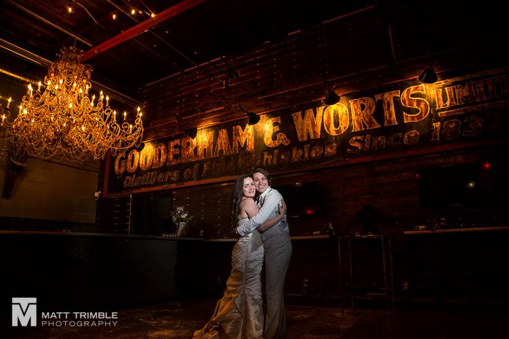 Airship37- toronto wedding- toronto venue- Cinematic wedding