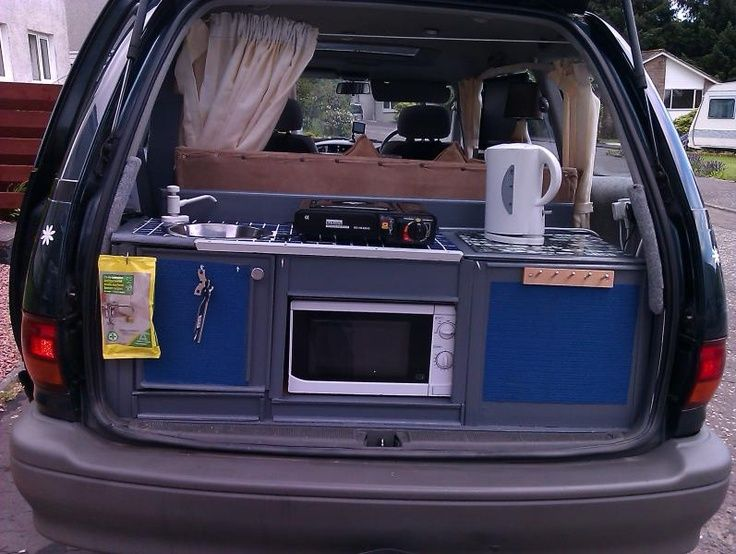 Dodge Caravan Conversion Kits