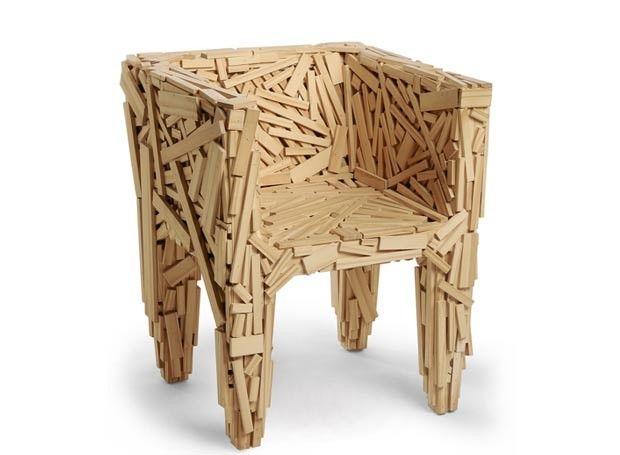 cadeira favela (Foto: Divulgação)