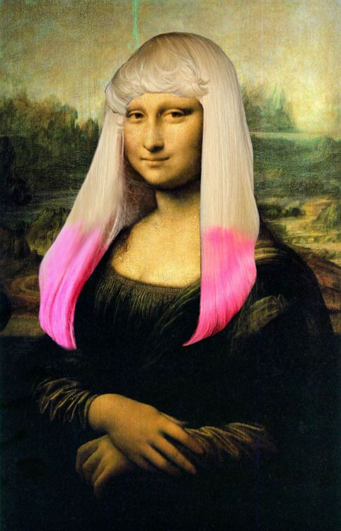 5709 Best Images About D | Icon MONA LISA On Pinterest ...