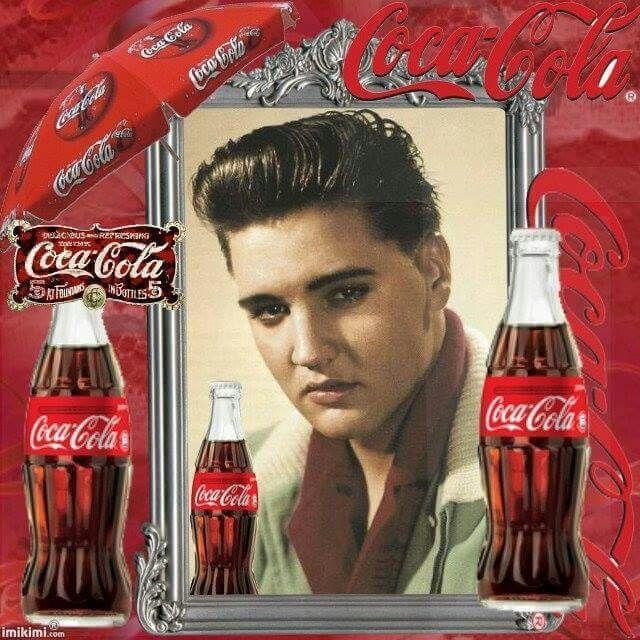 THE KING * Elvis & Coca-Cola