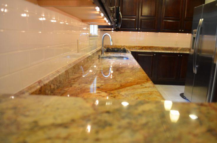 Exotic Stone Countertops : Exotic granite countertop countertops pinterest