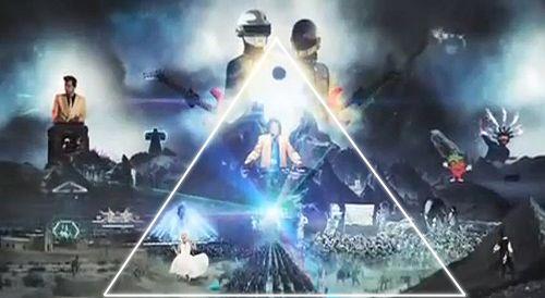 "Heavy Illuminati Symbolism In Australian Ad "" For The Love of Music"""