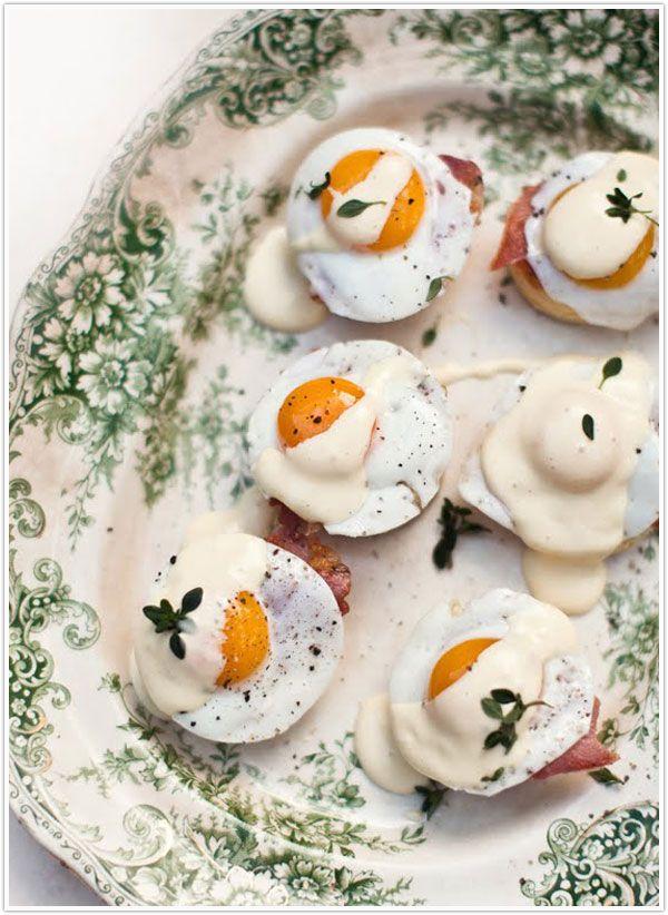 Mini Eggs Benedicvt