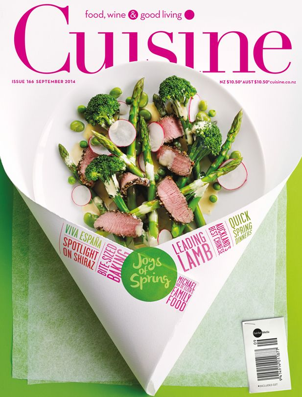 Issue 166: Spring lamb