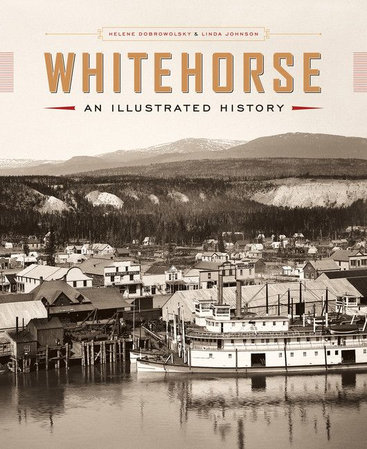 Whitehorse: An Illustrated History traces the storied past of Yukon's capital city, from its origins in ancient aboriginal camps through the epic changes of the Klondike Gold Rush, the building of the Alaska Highway and the settlement of First Nations land claims.