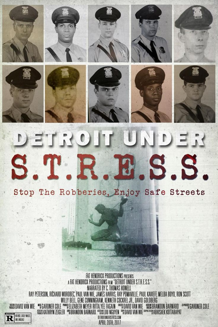 """In the early 1970s, the Detroit Police Department decided to try something new, in its effort to reduce crime. The new film, """"Detroit Under S.T.R.E.S.S.,"""" tells the story of that unit. Phoenix-based filmmaker David Van Wie is the movie's producer and director. There'll be a screening of the movie tonight at The Picture Show theater in the Paradise Valley Mall."""