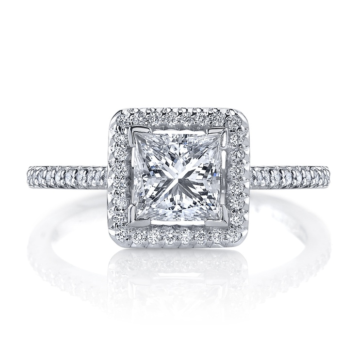Michael B Royal Princess Trois. Available at Alson Jewelers