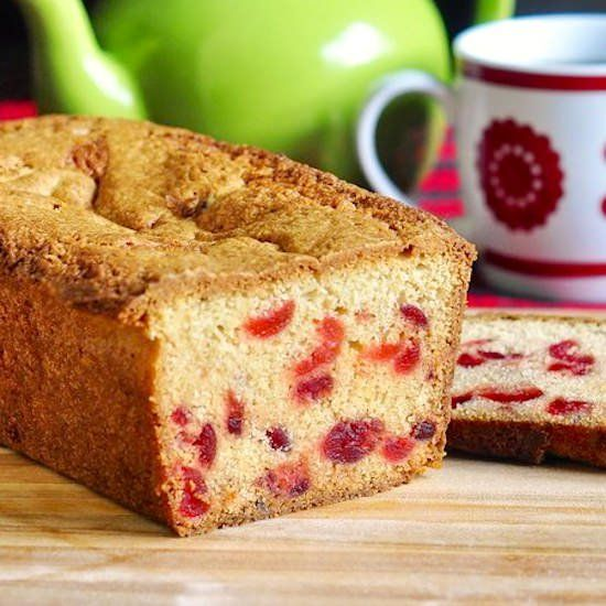 Newfoundland Cherry Cake is a big local favourite especially during the Holidays. The secret in this recipe is undiluted evaporated milk for added richness. Freezes exceptionally well and is great for gift giving too.