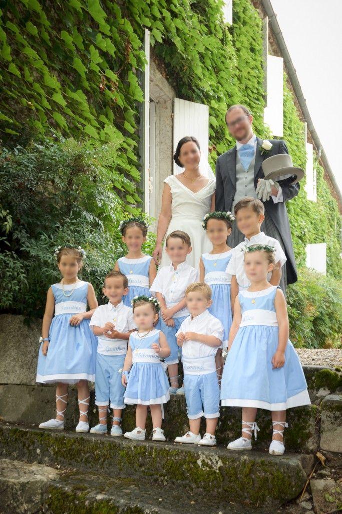 enfants.d.honneur - cortèges de garances