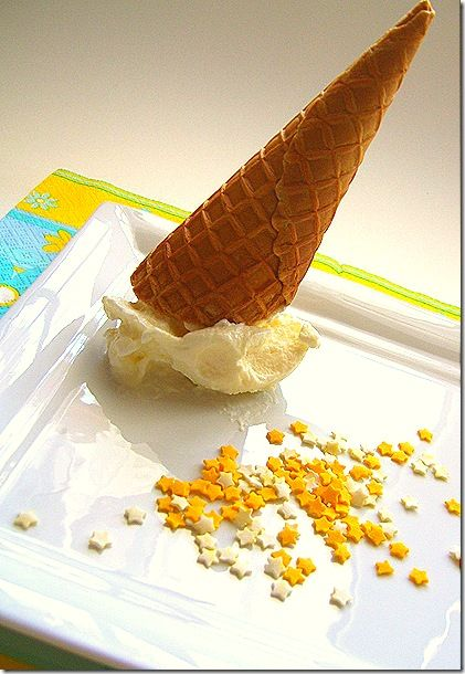 Μα...γυρεύοντας με την Αλεξάνδρα: Παγωτό γιαούρτι