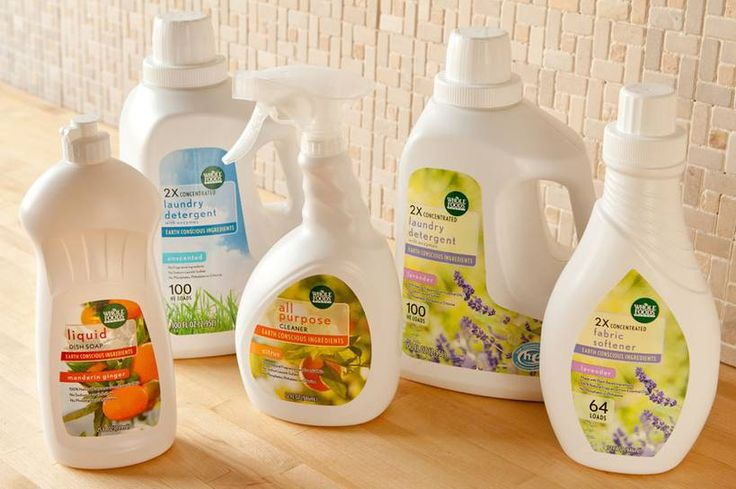 "Another cleaner to earn an A from EWG is Whole Foods' citrus all-purpose spray, which gets its fresh scent from 100 percent natural essential oils. Whole Foods has an Eco-Scale rating system that includes lists of ingredients they deem unacceptable. ""Our Eco-Scale rating system is the first cleaning-products standards of any retailer and the most comprehensive standards of any ""green cleaners"" standards-setting group,"" notes the company. ""Third-party agencies evaluate each product for…"