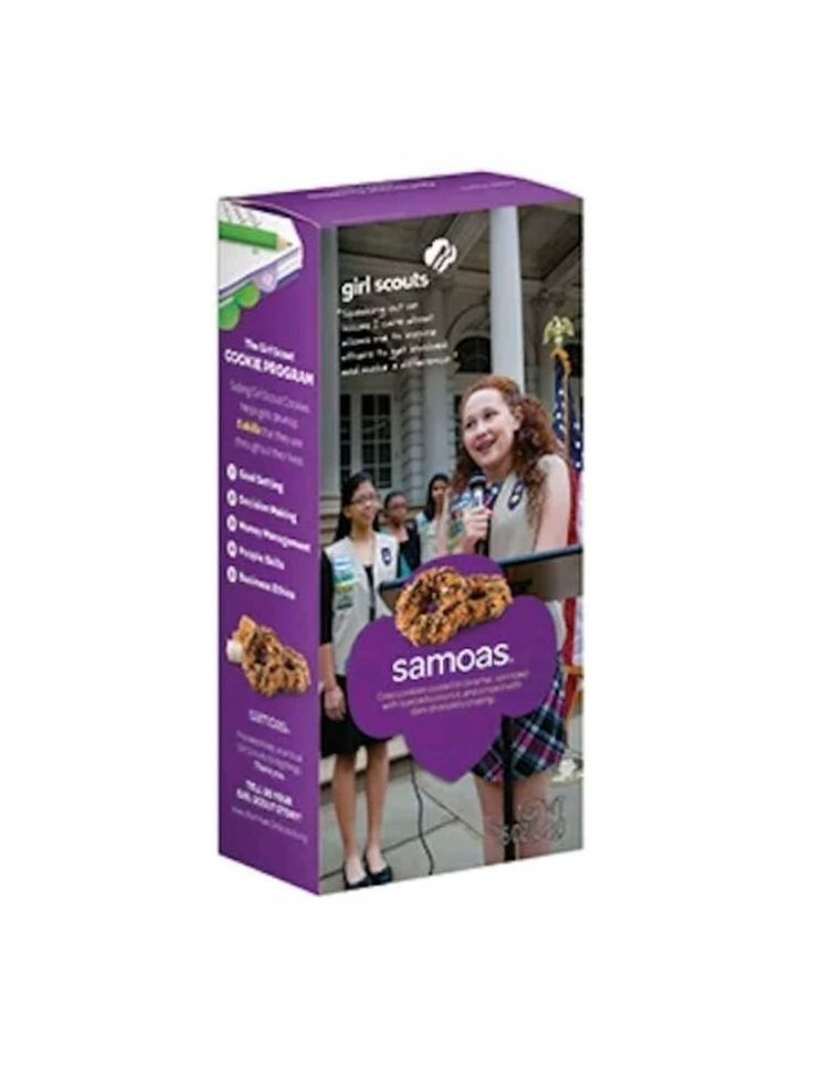 Buy Girl Scout Cookies Online Flavors Samoas Caramel, Coconut, Chocolate 4 Boxes | Home & Garden, Food & Beverages, Cookies & Biscotti | eBay!