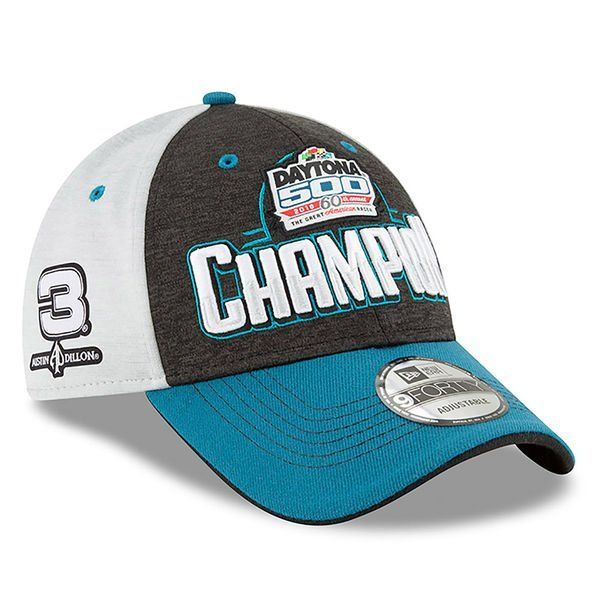 Austin Dillon Dayton 500 Champion t-shirts, hats, jackets, and hoodie sweatshirts. Gear up and celebrate Austin Dillon's epic victory with official NASCAR apparel. S, M, L, XXL (2X), 3XL (3X), 4XL (4X), 5XL (5X), 6XL (6X), XT (XLT), 2XT (2XLT), 3XT (3XLT), 4XT (4XLT), 5XT (5XLT). Big, tall, and plus sizes.
