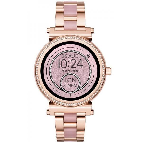 Michael Kors Smartwatch Damenuhr Sofie Mkt5041 Damenuhr Handtaschen Michael Kors Smartwatch