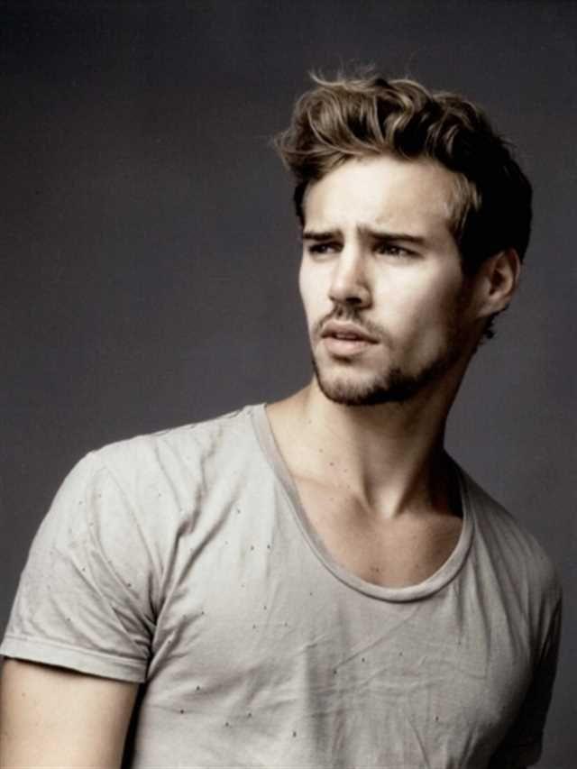 Jace Mason.  Model, Nick Majoor
