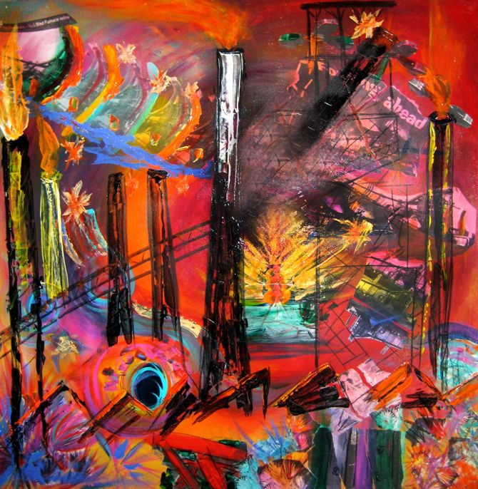 The Works - Kerry Bruce