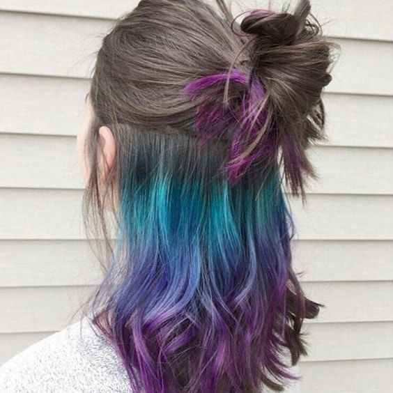 teen hair colors ideas