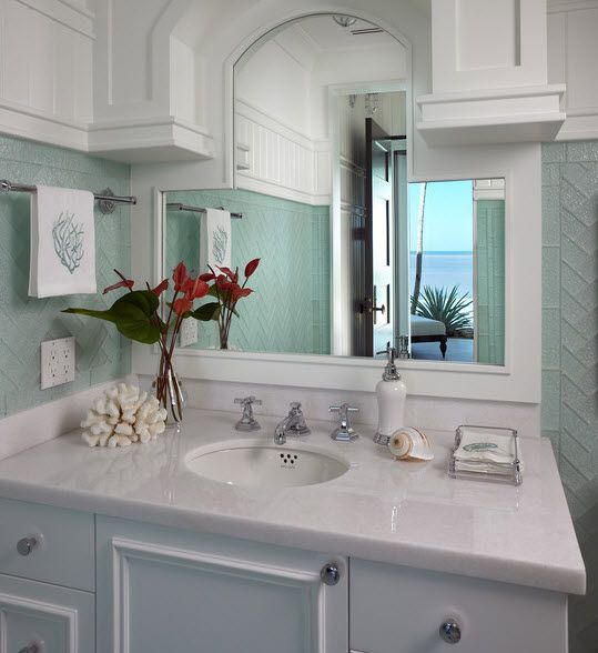 Bathroom Art Minted: 17 Best Ideas About Mint Green Bathrooms On Pinterest