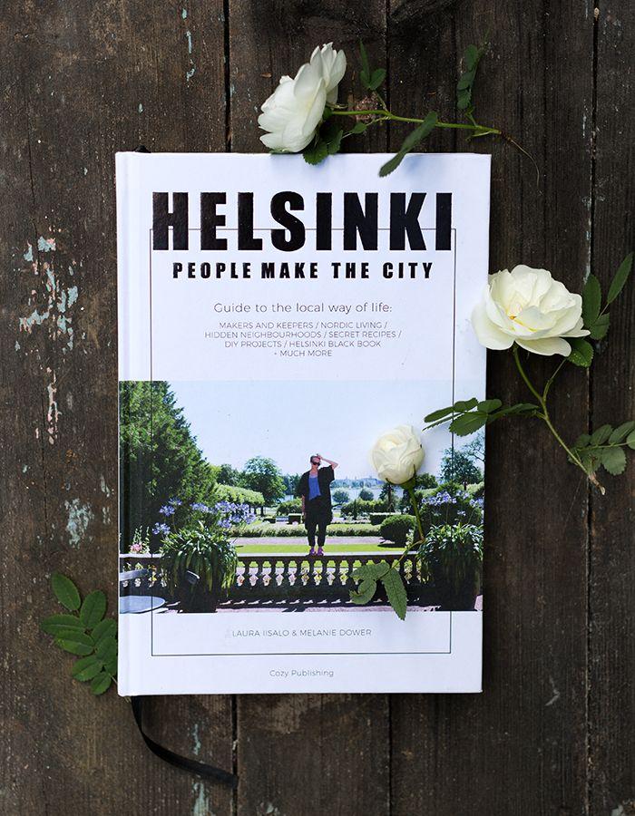 Helsinki - People Make the City book  photo by Kreetta Järvenpää…
