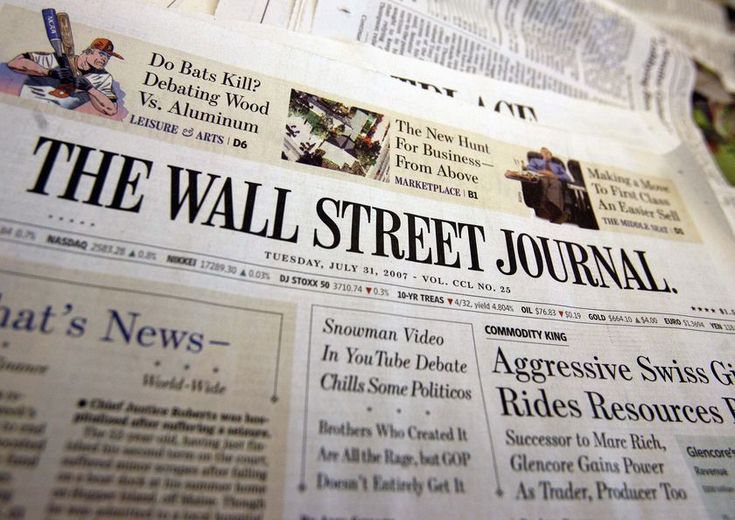 The Wall St. Journal, March Madness & Sports Insights' Research