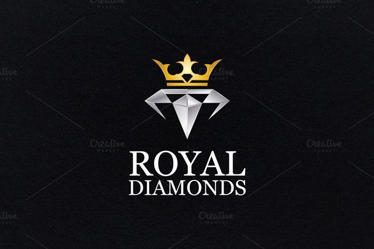 Royal Diamond Logo by Arslan on Creative Market