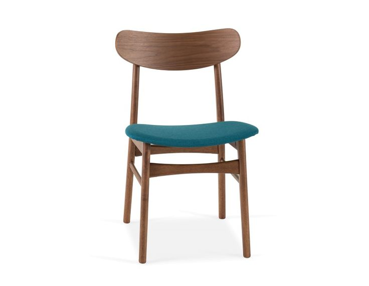 HOUSTON - Dining chair - Blue