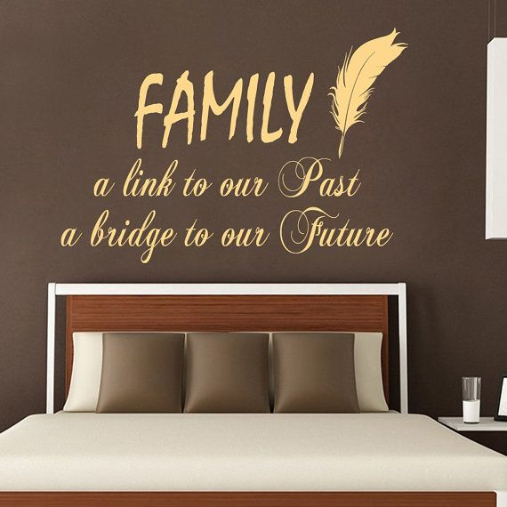 55 best images about wall decal quotes on pinterest for Living room quote decals