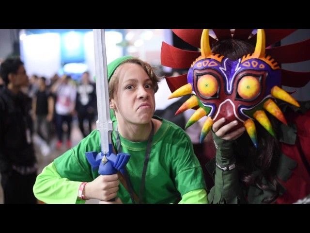 PAX 2016 Cosplay - Saturday - Video --> http://www.comics2film.com/pax-2016-cosplay-saturday/  #Cosplay