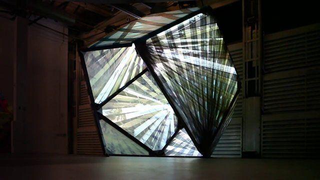 P-A-T-T-E-R-N-S Latest Expressive, Experimental Pavilion: Textile Room