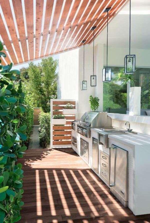 Cucine da esterno in muratura (Foto 8/16) | Designmag