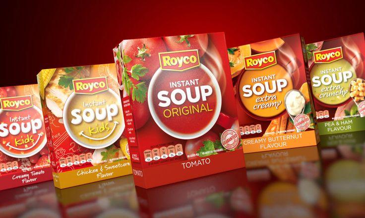 Royco Soup BF+H Design