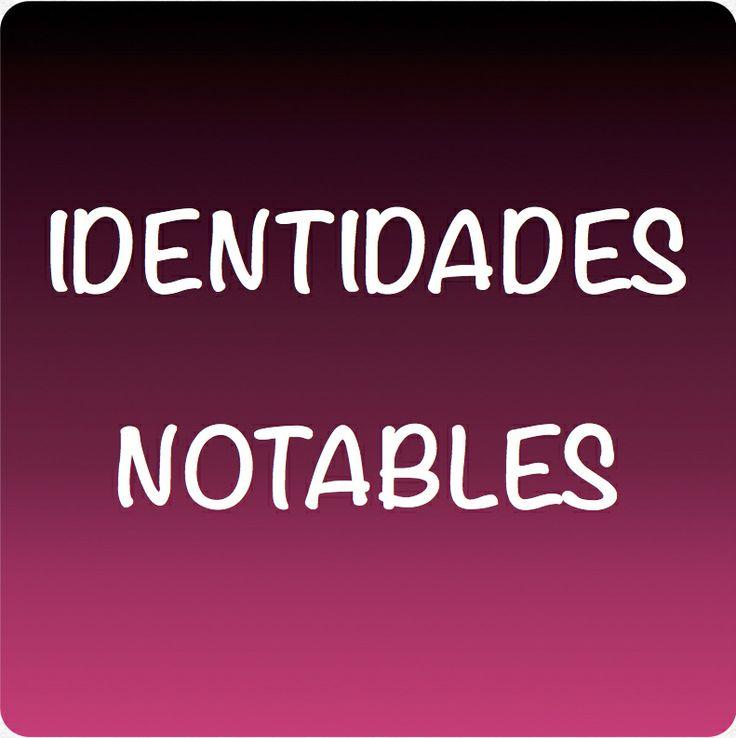 Título de Identidades notables