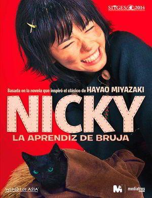 Ver Nicky, la aprendiz de bruja (Kiki entregas a domicilio) Online - PeliculasRey