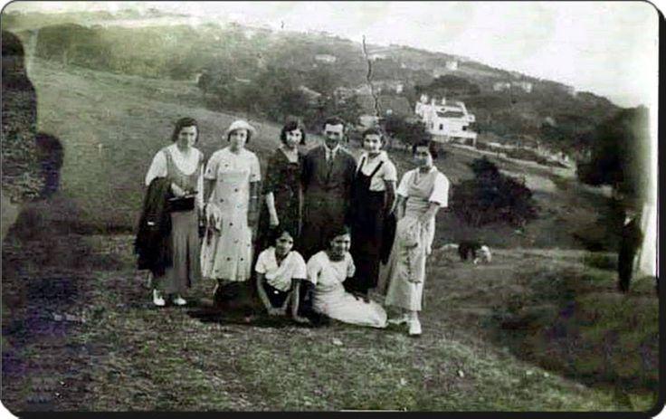 1933 büyük çamlıca tepesi