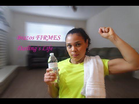 Ejercicios para brazos flacidos!!! Vlog #37 – YouTube