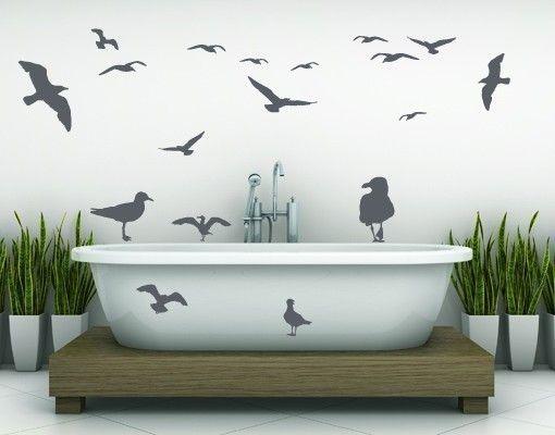 54 best Spa \ Bathroom Decals images on Pinterest Spa bathrooms - wandtattoos für badezimmer