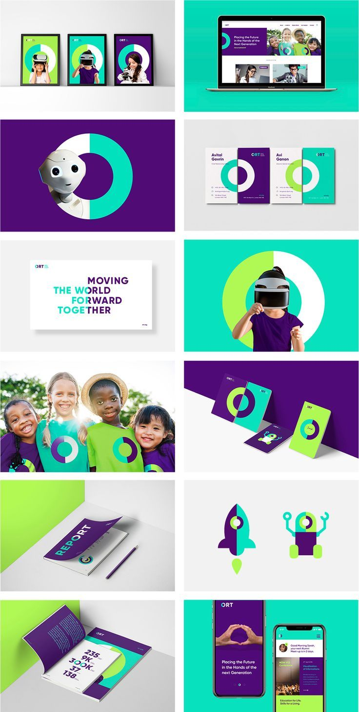 New logo and identity for World LOCATION by company …