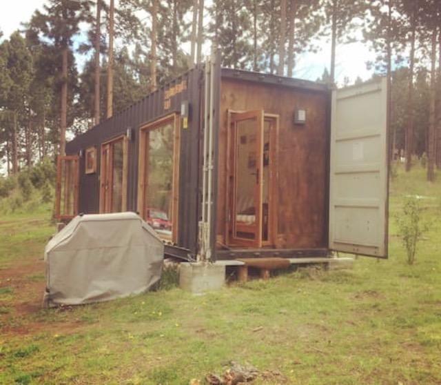 Casa o chalet Casa Container (Chile Coyhaique) - Booking.com