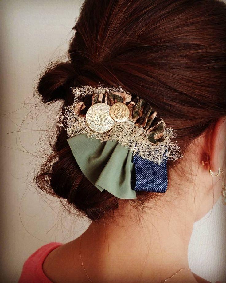 「どこから見られても抜け目なし♡絶対欲しいヘアアクセサリー大集合」に含まれるinstagramの画像 MERY [メリー]
