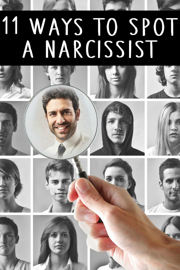 11 Ways to Spot a Narcissist ~ http://healthpositiveinfo.com/11-ways-to-spot-a-narcissist.html