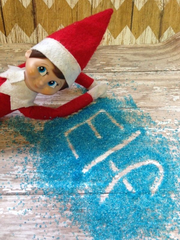 Elf on the Shelf Ideas | This Mama Loves #elfontheshelf #elfontheshelfideas
