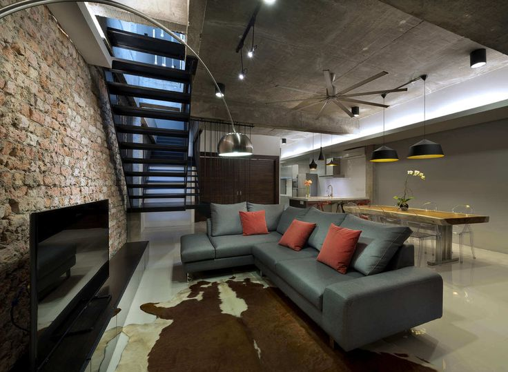 Contemporary Two Storey Residence Designed By DRTAN LM Architect Situated In Kuala Lumpur Malaysia