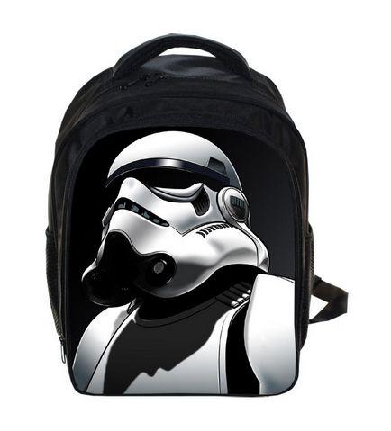 13 Inch Star Wars Kindergarten Backpack For Boys School Bags Kids Daily Backpacks Children Book Bag Bags Schoolbags Mochila