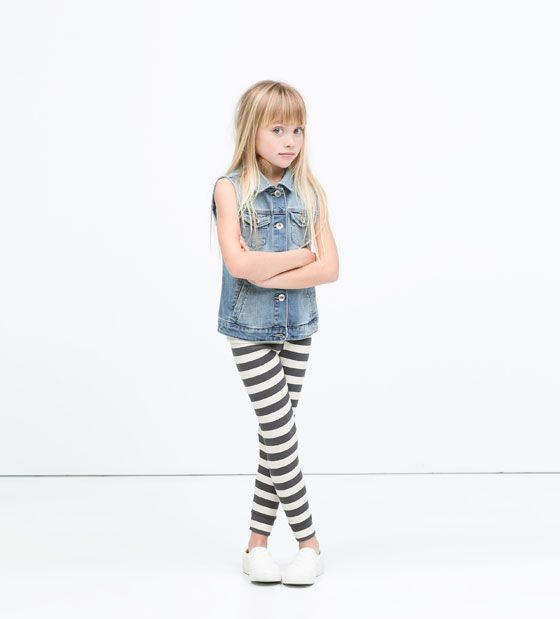zara kinder gestreifte rippstrick leggings kidsfashion pinterest kid zara and leggings. Black Bedroom Furniture Sets. Home Design Ideas