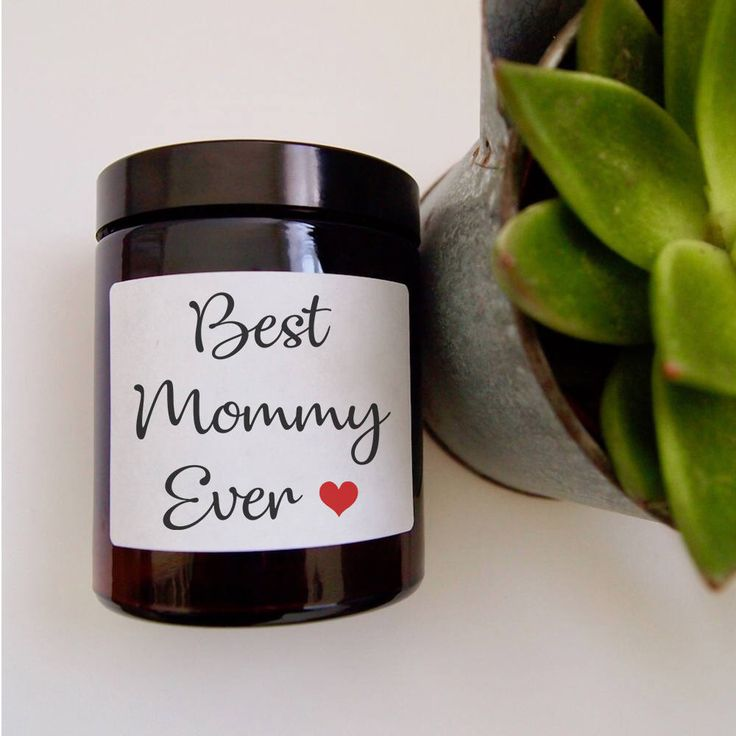 Excited to share the latest addition to my #etsy shop: Best Mommy Candle, Scented Jar Candles, Natural Soy Wax, Mothers Day, Vegan Gift, Gift for Her, Happy Birrthday, New Mom