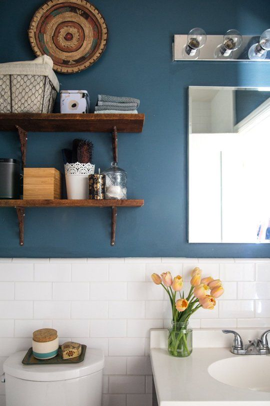 Tips from Rental Bathrooms that Don't Look like Rentals | Apartment Therapy